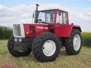 tracteur Steyr 1400