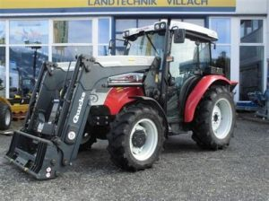 tracteur Steyr 360