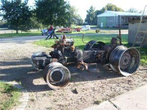 tracteur Steyr 375
