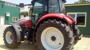 tracteur Steyr 4100 MULTI