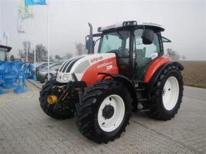 tracteur Steyr 4100 PROFI