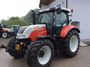 tracteur Steyr 4110 PROFI CVT