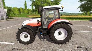 tracteur Steyr 4125 PROFI CVT