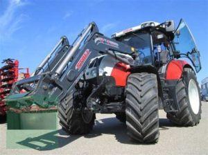 tracteur Steyr 4130 PROFI CVT