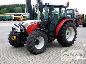 tracteur Steyr 495