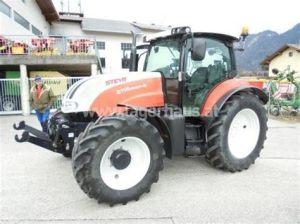 tracteur Steyr 6115 PROFI