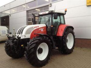 tracteur Steyr 6135 CVT