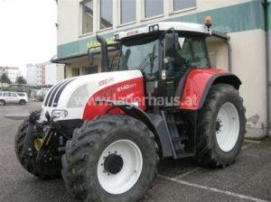 tracteur Steyr 6140 CVT