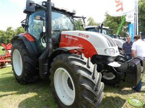 tracteur Steyr 6140 PROFI