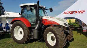 tracteur Steyr 6145 PROFI