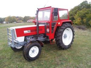 tracteur Steyr 760