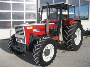 tracteur Steyr 768