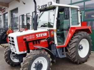 tracteur Steyr 8060