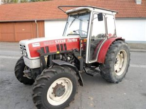 tracteur Steyr 8085