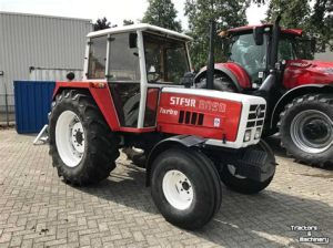 tracteur Steyr 8090