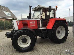 tracteur Steyr 8165
