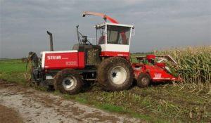 tracteur Steyr 8320