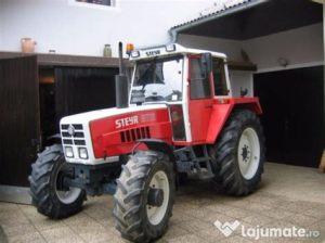 tracteur Steyr 9085MT