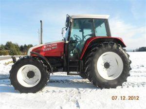 tracteur Steyr 9086