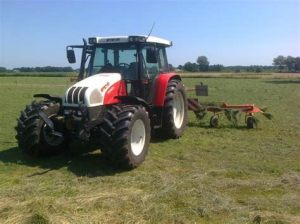 tracteur Steyr 9090M
