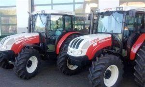 tracteur Steyr 9095MT