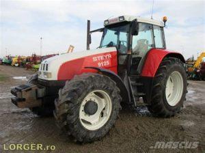 tracteur Steyr 9125