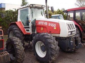 tracteur Steyr 9155