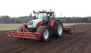 tracteur Steyr CVT 120