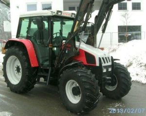 tracteur Steyr M 9078