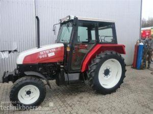 tracteur Steyr M 948