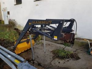 tracteur Steyr M 958