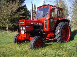 tracteur Volvo 2250