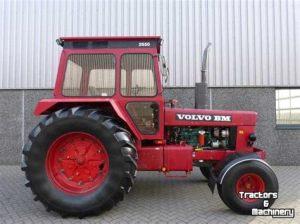 tracteur Volvo 2650