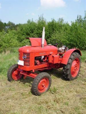 tracteur Volvo T24