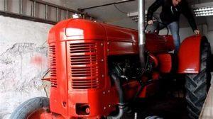 tracteur Volvo T33