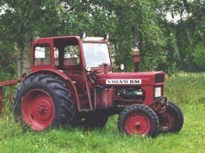 tracteur Volvo T35