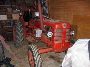 tracteur Volvo T425