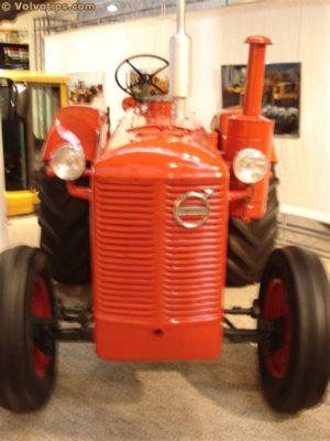 tracteur Volvo T43