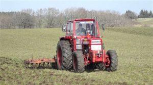 tracteur Volvo T700