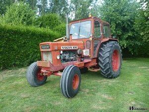 tracteur Volvo T800