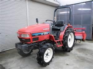 tracteur Yanmar AF224
