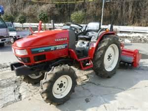 tracteur Yanmar AF226