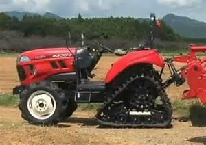 tracteur Yanmar AF322