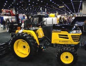 tracteur Yanmar EX2900