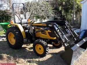 tracteur Yanmar EX450