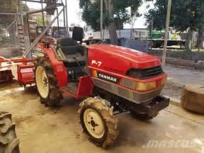 tracteur Yanmar F-7