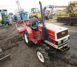 tracteur Yanmar F14D