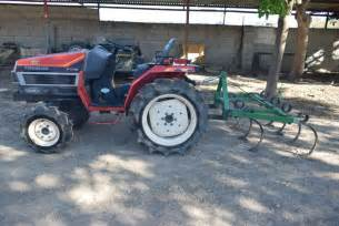 tracteur Yanmar F175