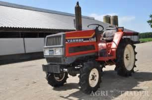 tracteur Yanmar F18D