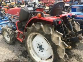 tracteur Yanmar F200D
